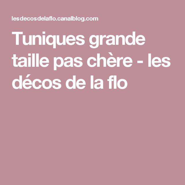 25 best ideas about tunique grande taille on pinterest robe habill e grand - Grande tele pas chere ...
