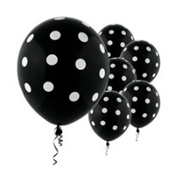 Balloons for Bee Shower