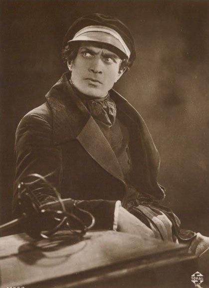 Conrad Veidt (Der Student von Prag, 1926).
