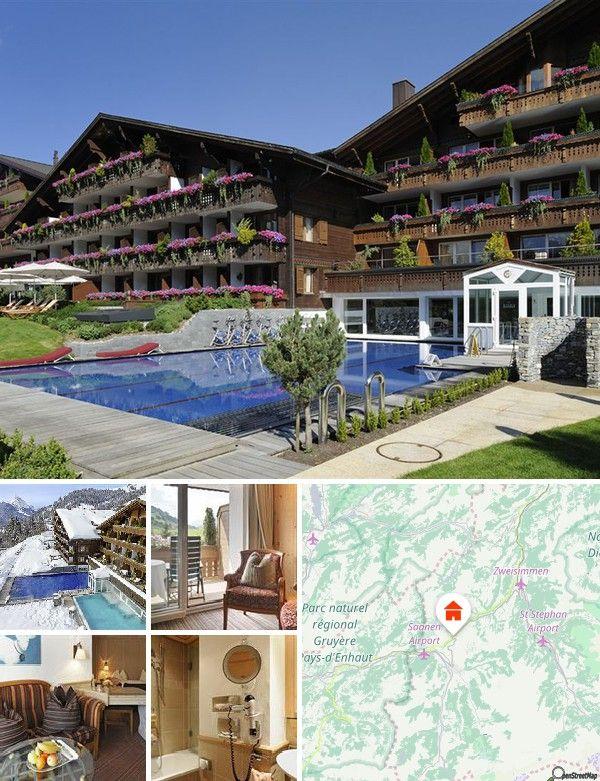 Cet hôtel de type chalet est situé sur un plateau ensoleillé surplombant Gstaad, au cœur d'une région dédiée au ski et à la randonnée. Ses clients séjourneront à seulement 1 min à pied du village de Schoenried et à 8 km de Gstaad. Les aéroports les plus proches sont ceux de Berne - Belp (90 km), de Genève - Cointrin (160 km), l'EuroAirport de Bâle - Mulhouse - Fribourg (180 km) et celui de Zurich - Kloten (200 km).