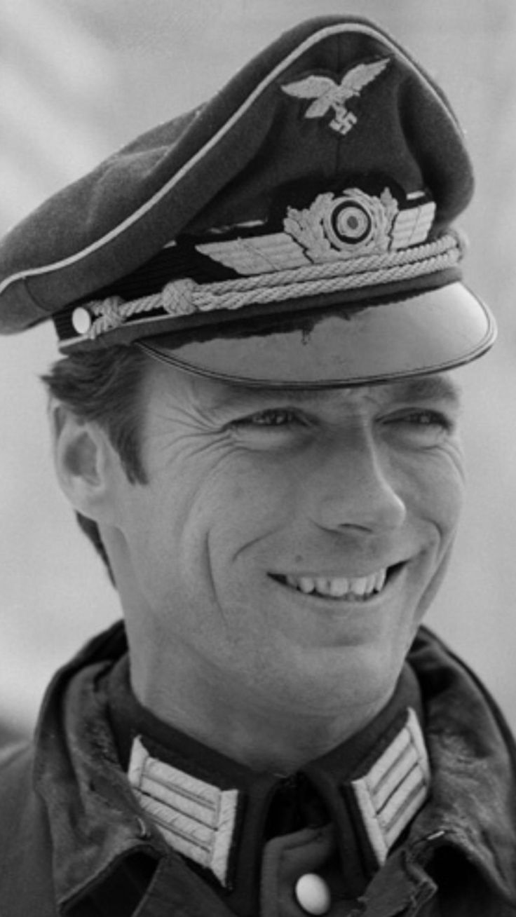 Clint Eastwood Where Eagles Dare (1968) http://ift.tt/2vtTq9E