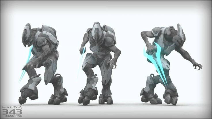 Halo 4 Animation Show Reel - Will Christiansen