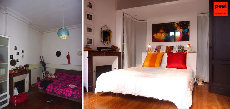 30 best images about relooking d 39 int rieur sur pinterest villas pi ces - Relooking chambre adulte ...