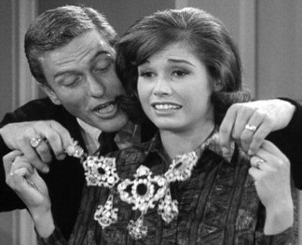 Another hilarious TV entertainment that is dearly missed.  Mary Tyler Moore and others at their best!