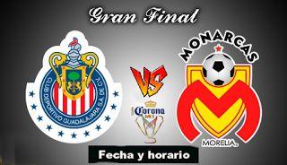 Blog de palma2mex : CHIVAS VS MORELIA – Gran Final