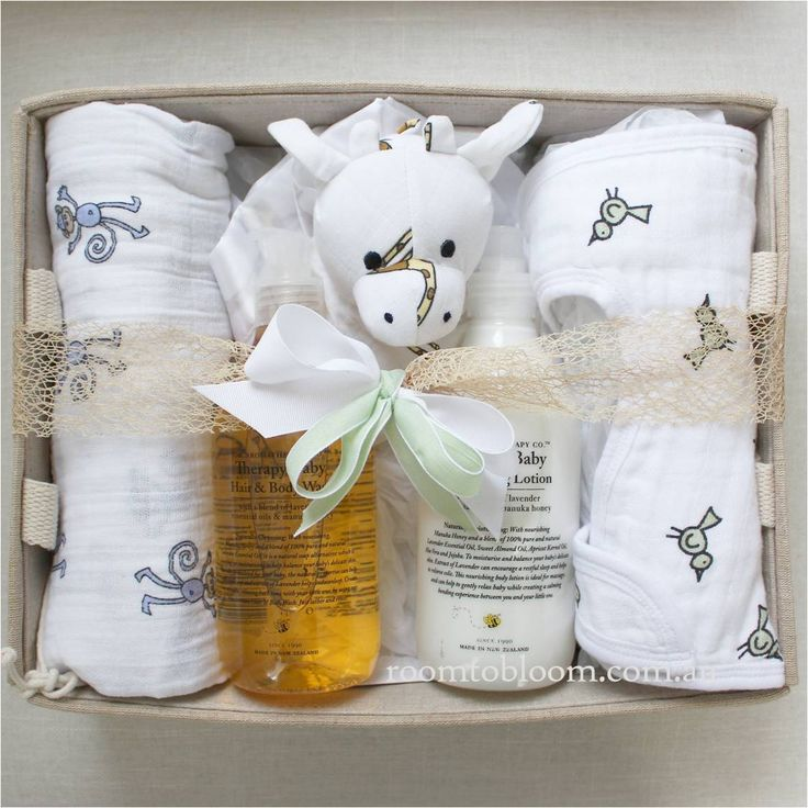 Room to Bloom Jungle Boogie Baby Gift Hamper (SOLD)