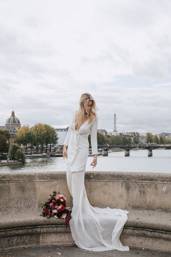 10 French Wedding Dress Designers To Know In 2020 French Wedding Dress Wedding Dresses Images Long Wedding Dresses