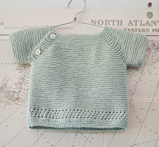Knitting Pattern Baby Toque : 694 best images about Ropa para bebes on Pinterest Free ...