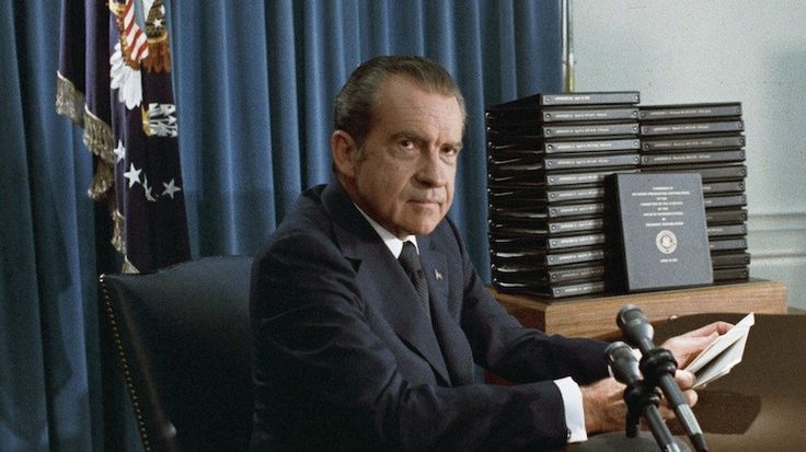 Nation Issues Posthumous Apology To Richard Nixon For Calling Him Worst President