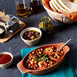 Sunday Supper: Mediterranean-Inspired Cooking -                                                                        Krups Pump Espresso Maker                                 Cuisinart 8-Bottle Private Reserve Wine Cellar                                 Cuisinart 12-Bottle Wine Cellar                                 Cuisinart...  #Bowl, #Brush, #Carving, #Casserole, #Colander, #Cooker, #Cookware, #CuttingBoard, #Earthenware, #Frame, #Grater, #Knife, #Ladle, #Lighting,