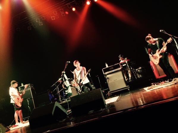 リハーサル@ZEPP TOKYO