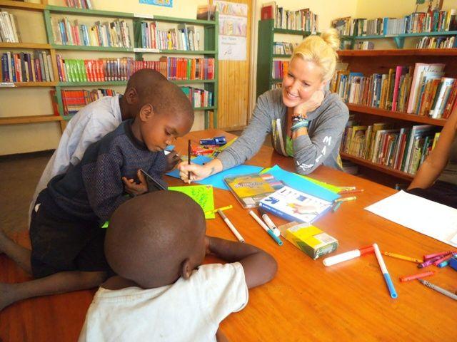 #LendingAHelpingHand #HELPChildren #Malawi #Africa #Staff #Children #MakeADifference.