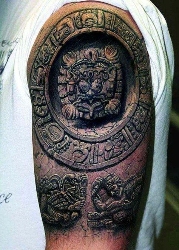 mann tattoo oberarm tattoos motive cool (Cool Art Illustrations)