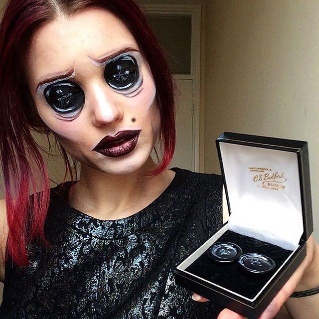 Best 25+ Movie makeup ideas on Pinterest | Gory halloween makeup ...