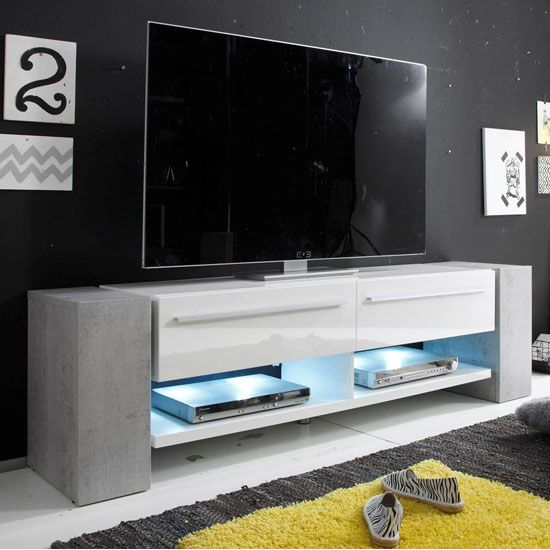 1000 Ideas About Led Tv Stand On Pinterest Lcd Tv Stand