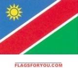 2' x 3' Namibia flag