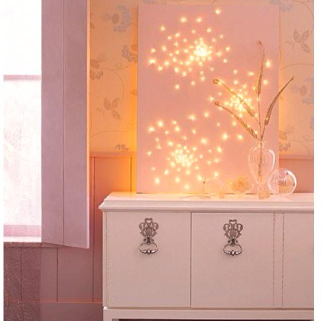 Easy DIY soft lighting