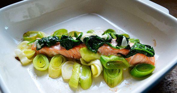 5 νόστιμες και υγιεινές συνταγές με σολομό