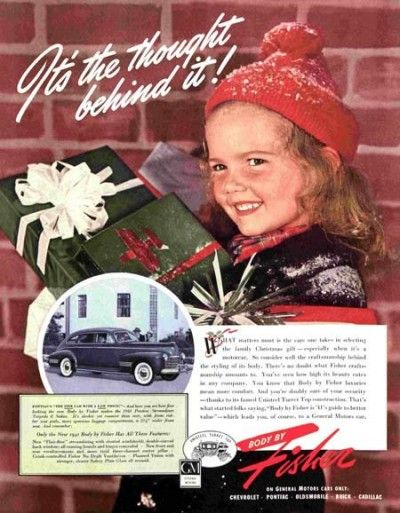 1940 Fisher automobile body care ad. The Saturday Evening Post.: Saturday Evening Post