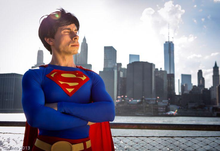 Superman - Sungazing by drteng on @DeviantArt