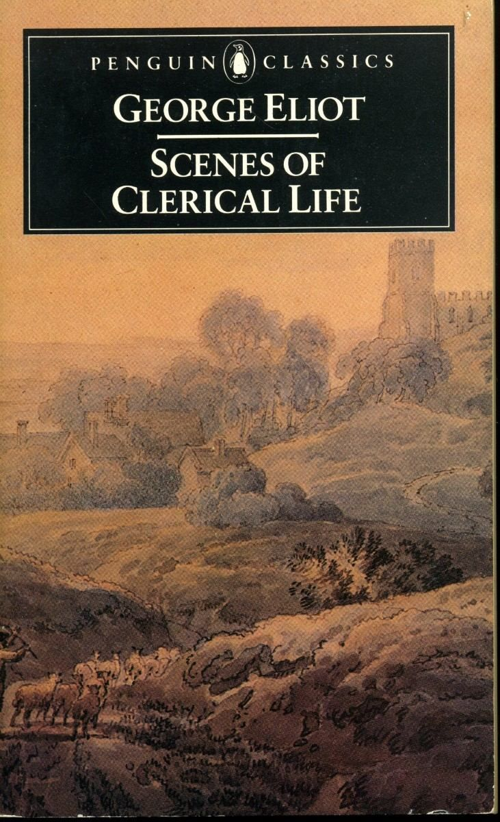 Scenes of clerical life / George Eliot ; edited by David Lodge. Middlesex : Penguin Books, 1973 (imp. 1980). http://kmelot.biblioteca.udc.es/record=b1173887~S10*gag