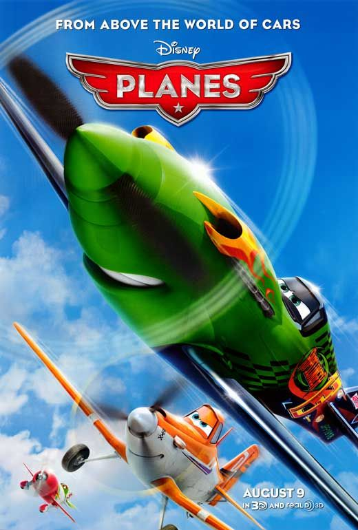 One of the best movies ever! The ending was amazing and I was on the edge of my seat the entire time! Josh kept telling me to be quiet because I kept gasping and stuff! Can't wait for Planes 2: Fire and Rescue!