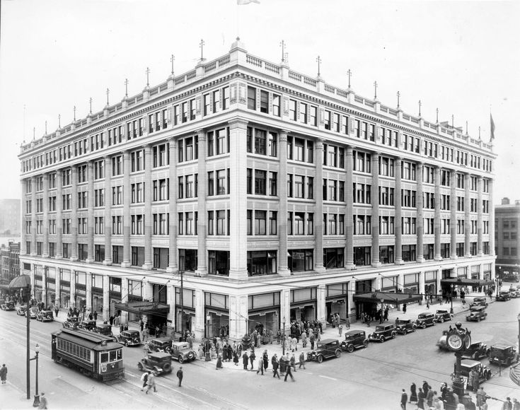Image result for old vancouver georgia and granville