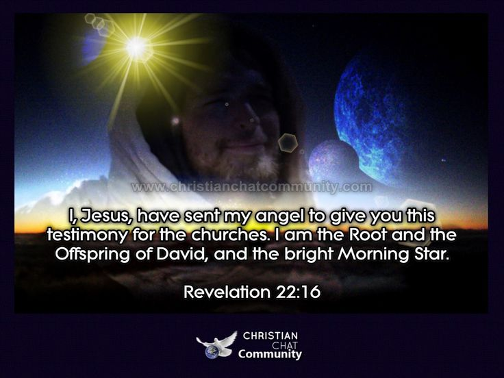 Revelation 22:16 - Christian Chat Community