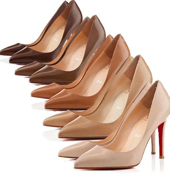 skin color high heels - 28 images