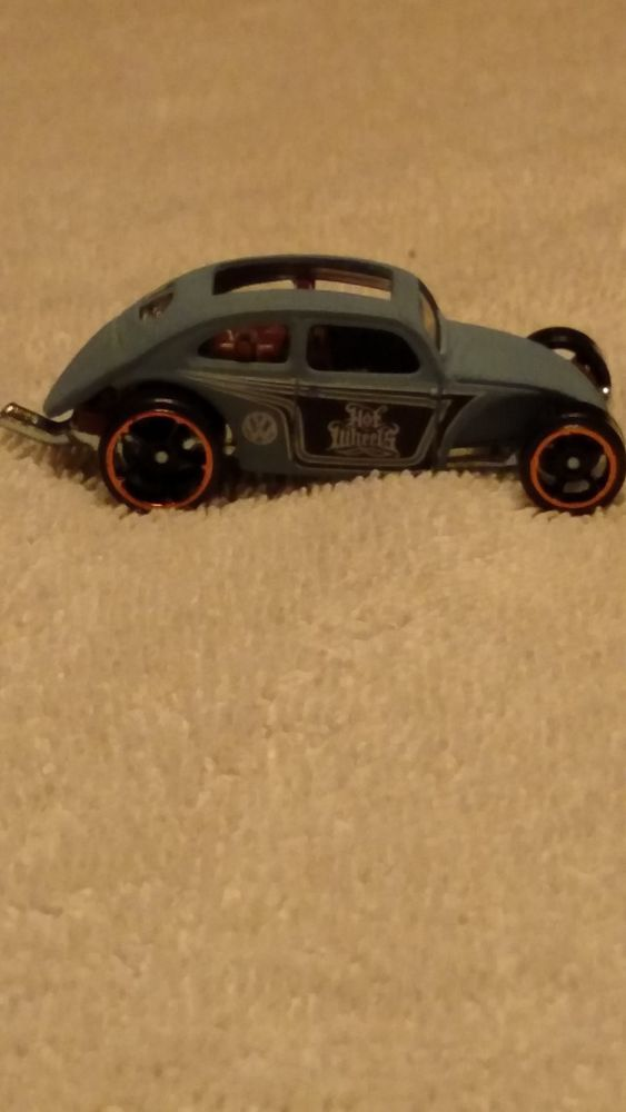 2016 hot wheels volkswagen custom beetle out of volkswagen 5 pack