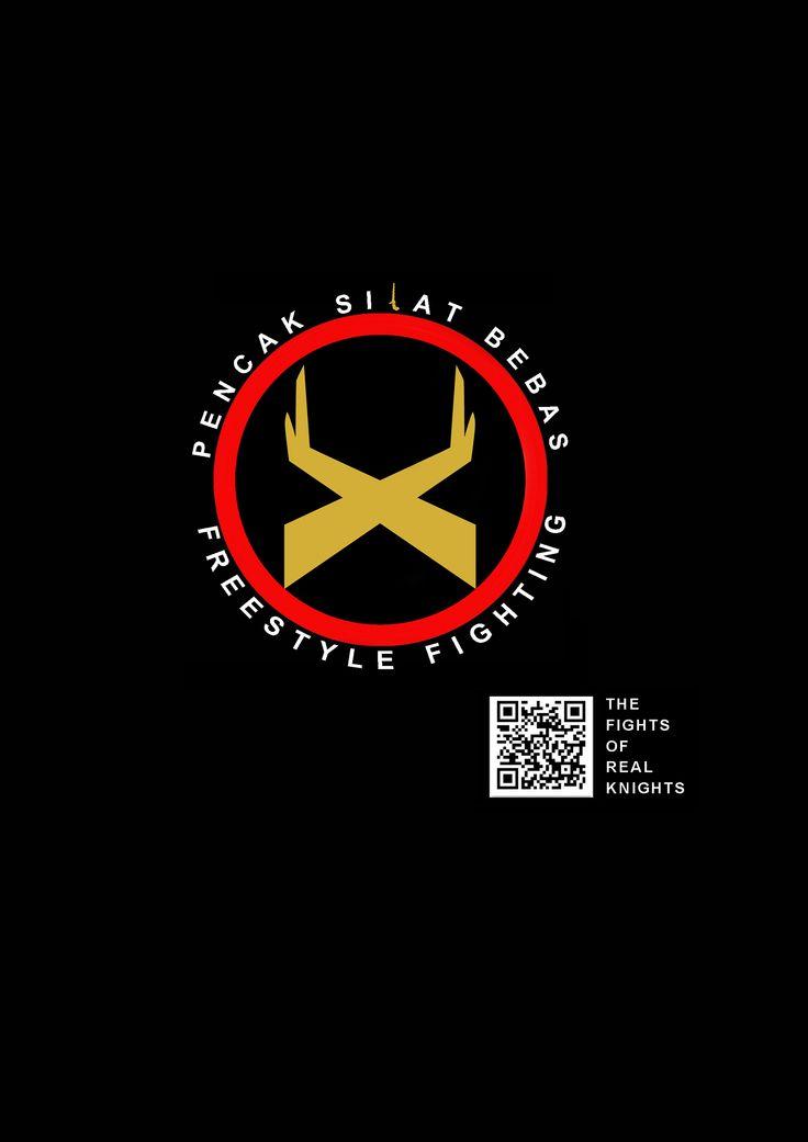 Pencak Silat Bebas - updated logo