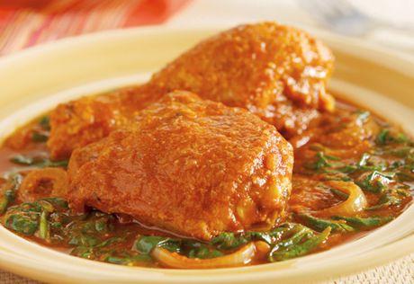 Tomato Florentine Chicken Stew
