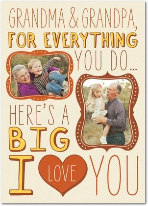 Absolutely Everything | Grandparents Day Cards from Treat.com