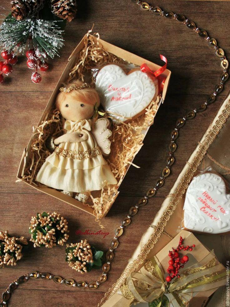 рождественские поделки своими руками: 13 тыс изображений найдено в Яндекс.Картинках