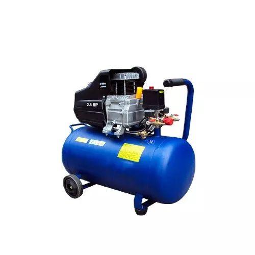 compresor aire ekkon 50 lt 2.5hp portatil inflador pintar