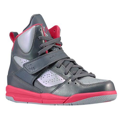 high top basketball shoes for girls | ... : Back to Search Results : Jordan Flight 45 High - Girls' Preschool