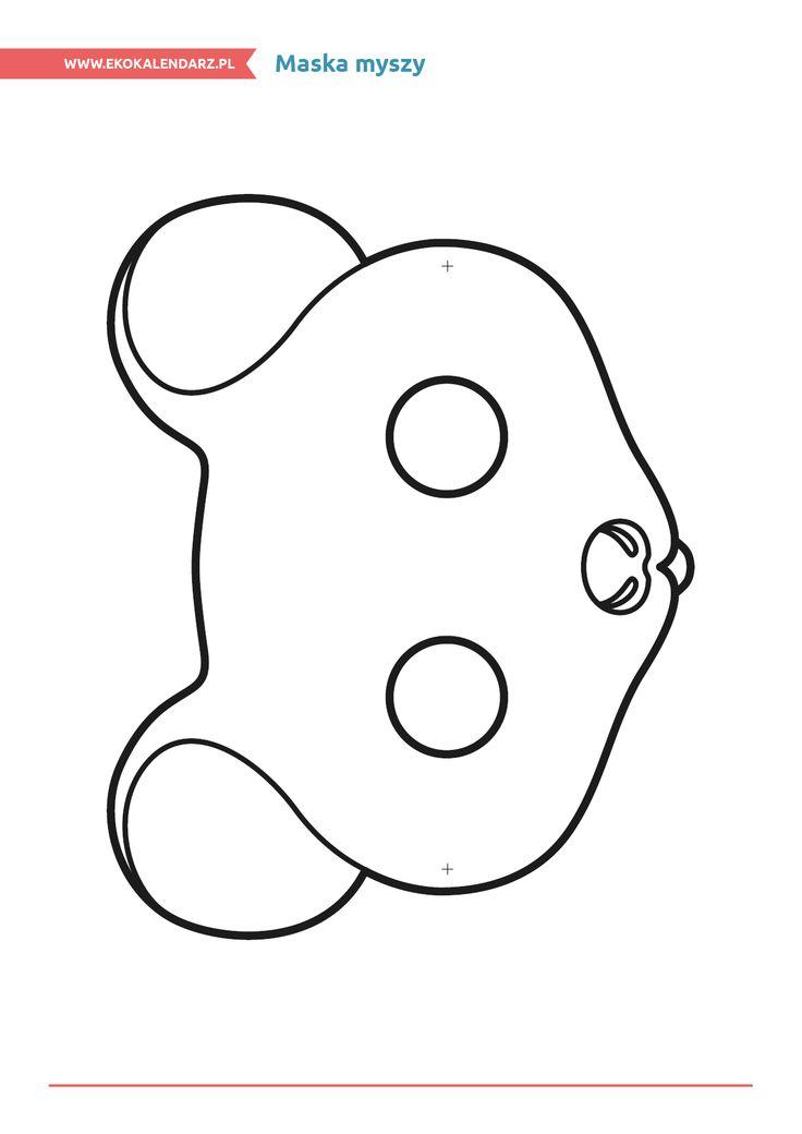 Maska myszy http://www.ekokalendarz.pl/miedzynarodowy-dzien-strazaka-pakiet-edukacyjny/