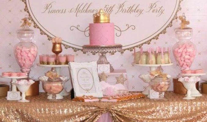 Vintage Princess Party Planning Ideas Supplies Idea Cake Decorations