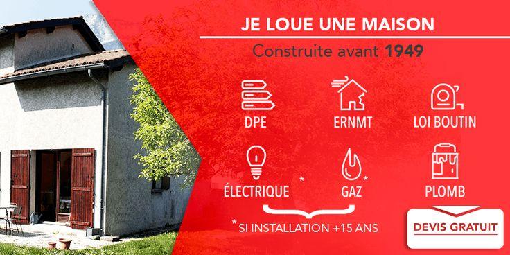 55 best Diagnostic Immobilier images on Pinterest - bilan energetique maison gratuit