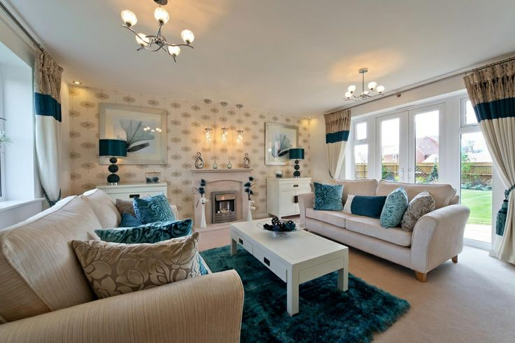 Taylor Wimpey Interior The Langdale 4 Bedroom New Home 5 Home Pinterest