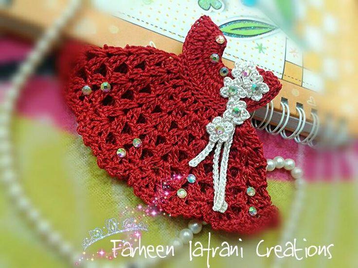 Luty Artes Crochet: Chaveiros lindos e delicados.