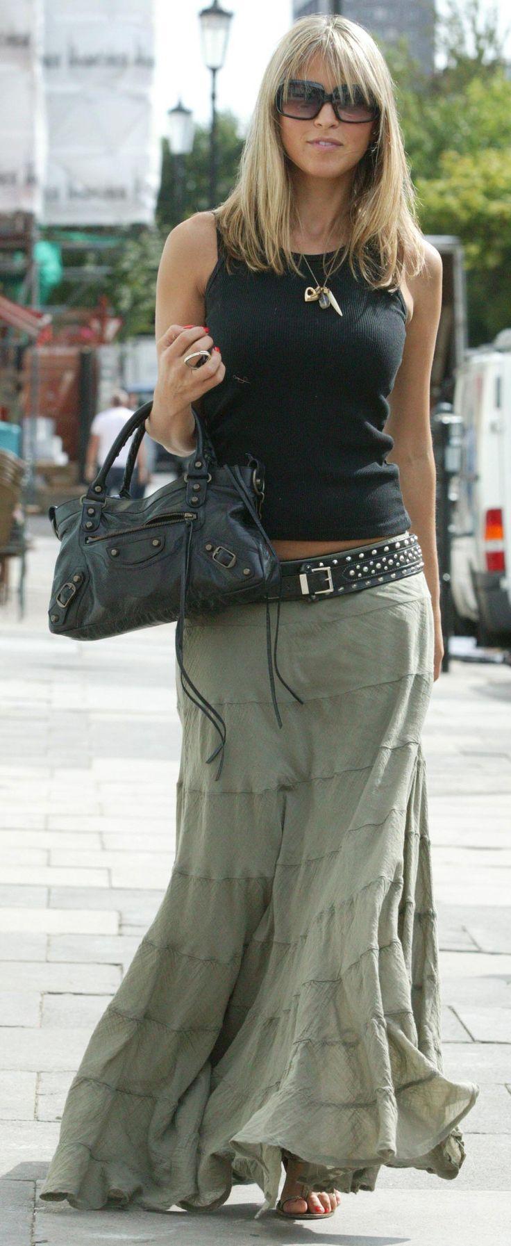 long skirt rachel stevens