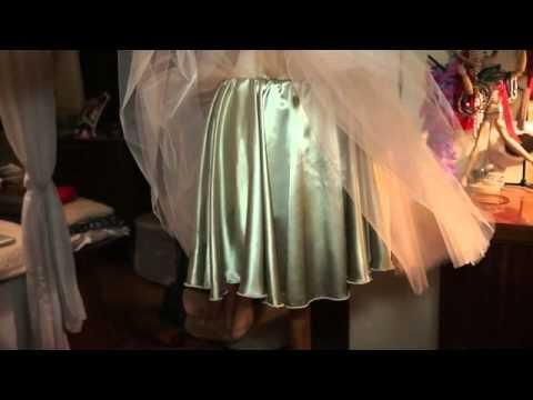 Tulle Round Skirt, £50
