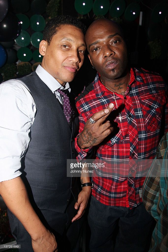 Original castmembers Khalil Kain and Treach attend the ...