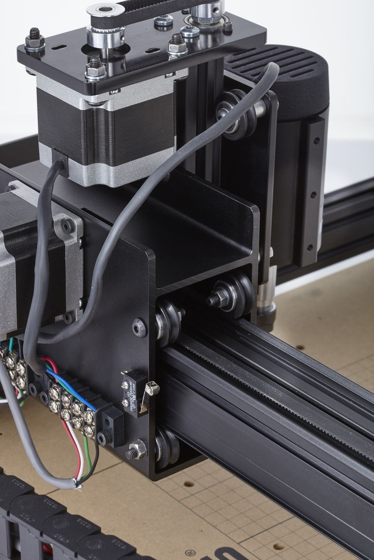 X-Carve: Inventables Launches New Line of Workshop CNC Machines | Make:
