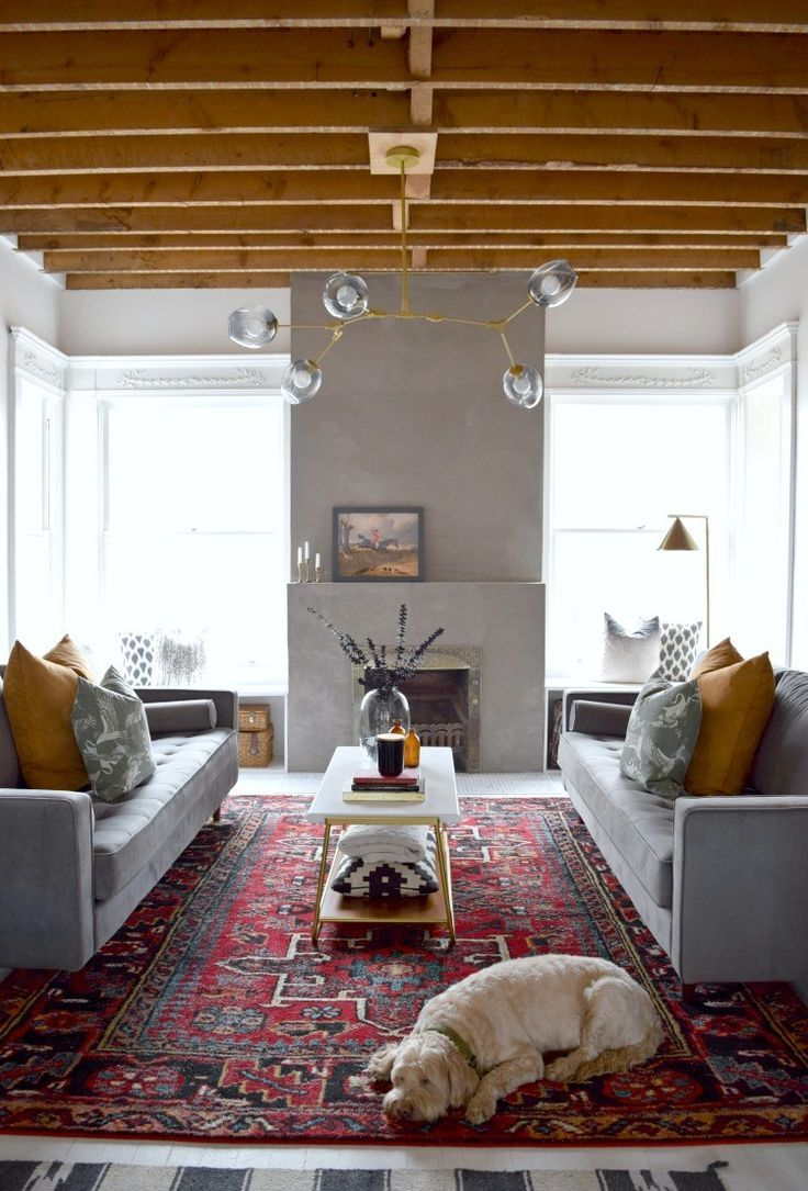Modern Victorian Living Room Reveal | Living Room Ideas | Victorian ...