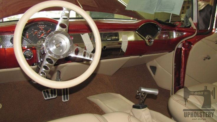 Custom Car Upholstery Hotrod Upholstery Leather Interior