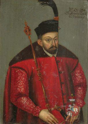 Portret Stefana Batorego (1533-1586)   FUNDACJA XX. CZARTORYSKICH