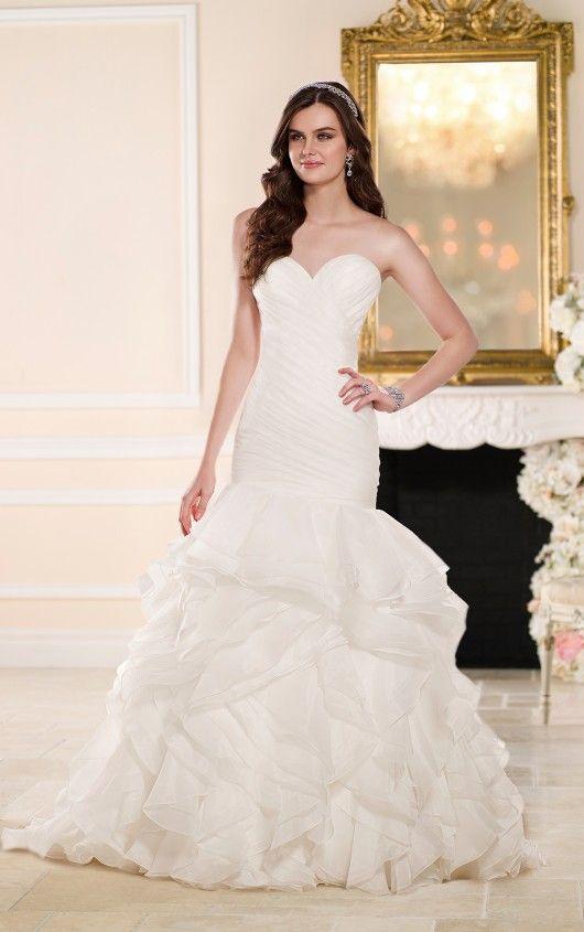 6090 Whimsical Wedding Dresses By Stella York
