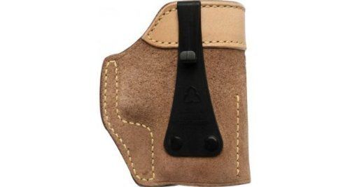 Galco UDC Ultra Deep Cover Holster for 1911 3 1/2-Inch Colt, Para, Springfield (Natural, Right-hand) by Galco. $63.16. If concealability is paramount in your search for a new holster, the horsehide U.D.C. is a perfect choice. For the utmost in concealability, our U.D.C. (Ultra Deep Cover) holster features Galco's patented Generation III tuckable J-Hook.     Galco first used the J-Hook design in the late 70's, but we always strive for improvement. Now, our Third Generation J-Hook...